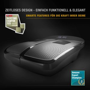 Sportstech Vibrationsplatten